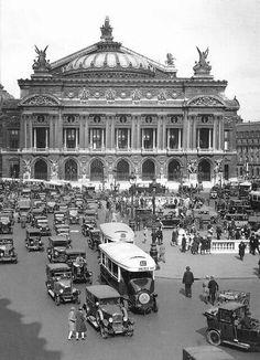 Paris Opera in Paris, France